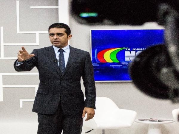 SESSÃO SOLENE: jornalista Fernando Rodolfo recebe Medalha Jornalista Ulisses Pinto