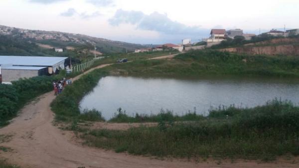 Menor de 17 anos morre afogado em açude de Garanhuns