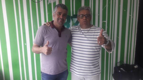 ATÉ QUE FIM: radialista Pereira Filho receberá medalha da Câmara de Vereadores de Garanhuns após quase cinco anos
