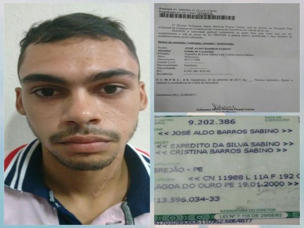 Foragido da Operação Garanhuns Verde é preso em Jaboatão dos Guararapes