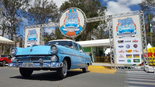 Garanhuns irá sediar 2º Encontro de Carros Antigos durante o mês de Novembro