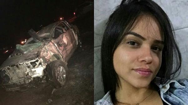 Acidente em Lajedo mata jovem de Lagoa do Ouro e deixa três feridos