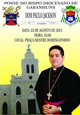 Diocese de Garanhuns divulga detalhes da programação de posse do novo bispo