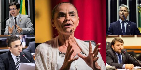 Fora da Lava Jato, Rede pressiona Marina Silva a anunciar pré-candidatura