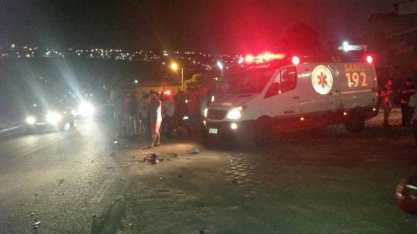 Grave acidente deixa um morto e outro ferido na BR-424, em Garanhuns