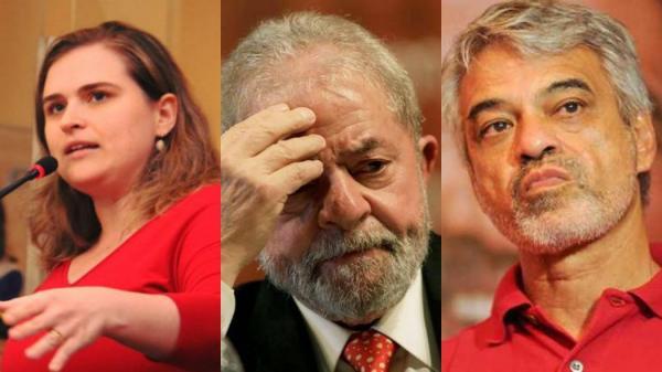 PT sacrifica Marília para ficar com o PSB, partido que apoio o impeachment