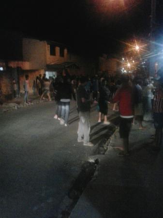 VIOLÊNCIA: ex-presidiário sofre tentativa de homicídio no Heliópolis, em Garanhuns