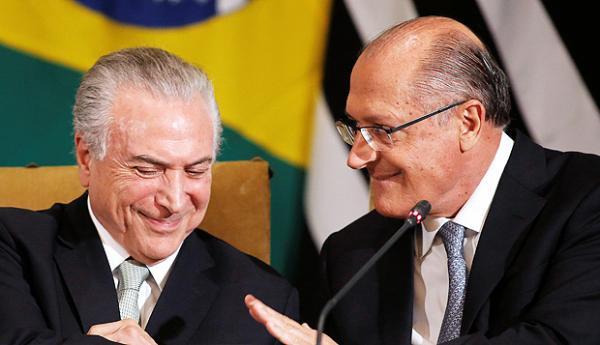 Delatado na lava jato e aliado de Temer, Alckmin tem de ter 10% nas pesquisas até abril, diz PSDB